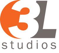 3Lstudios Retina Logo